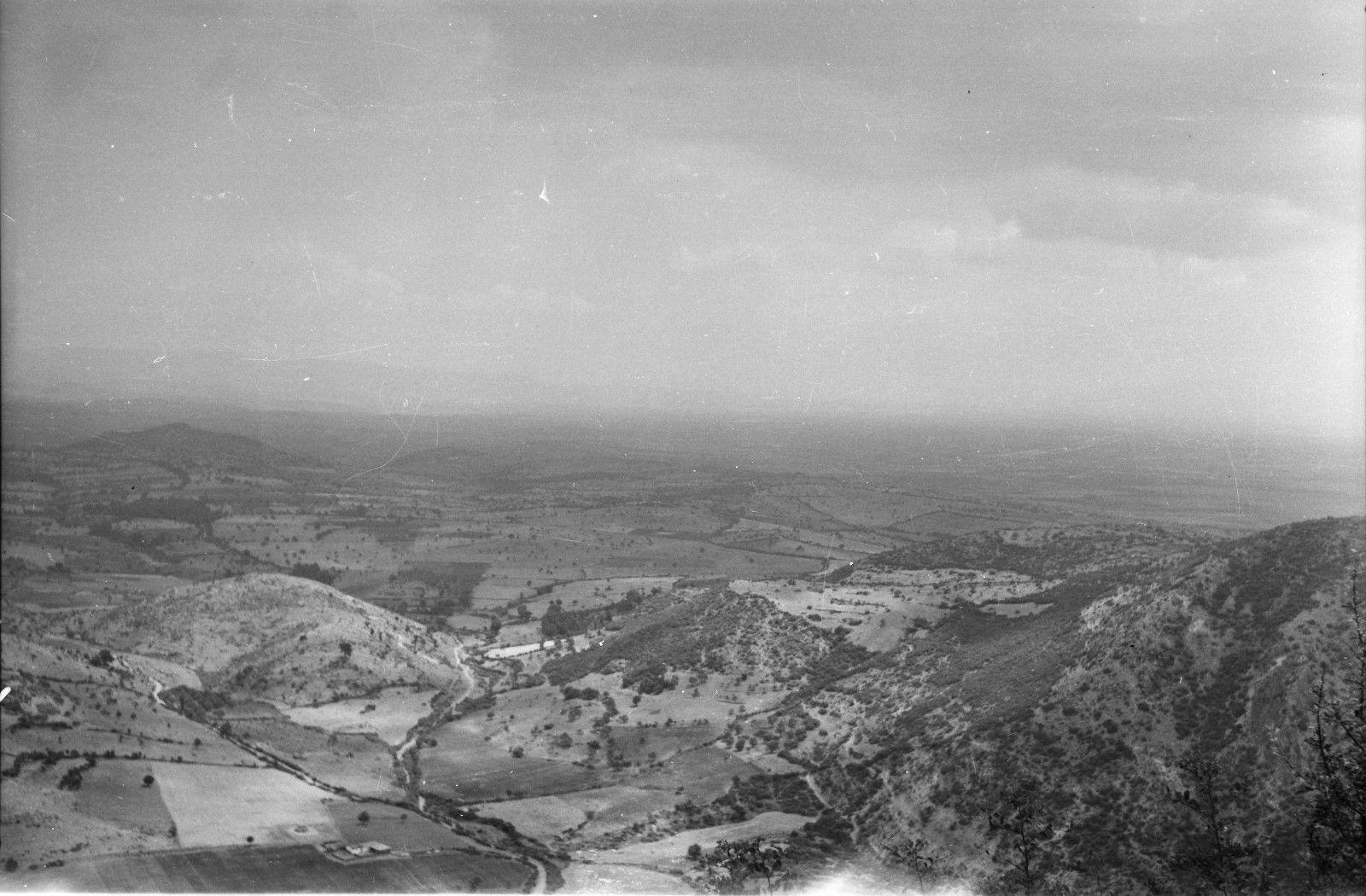Пергам. Панорама с Акрополя