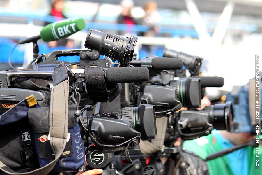 телекамеры