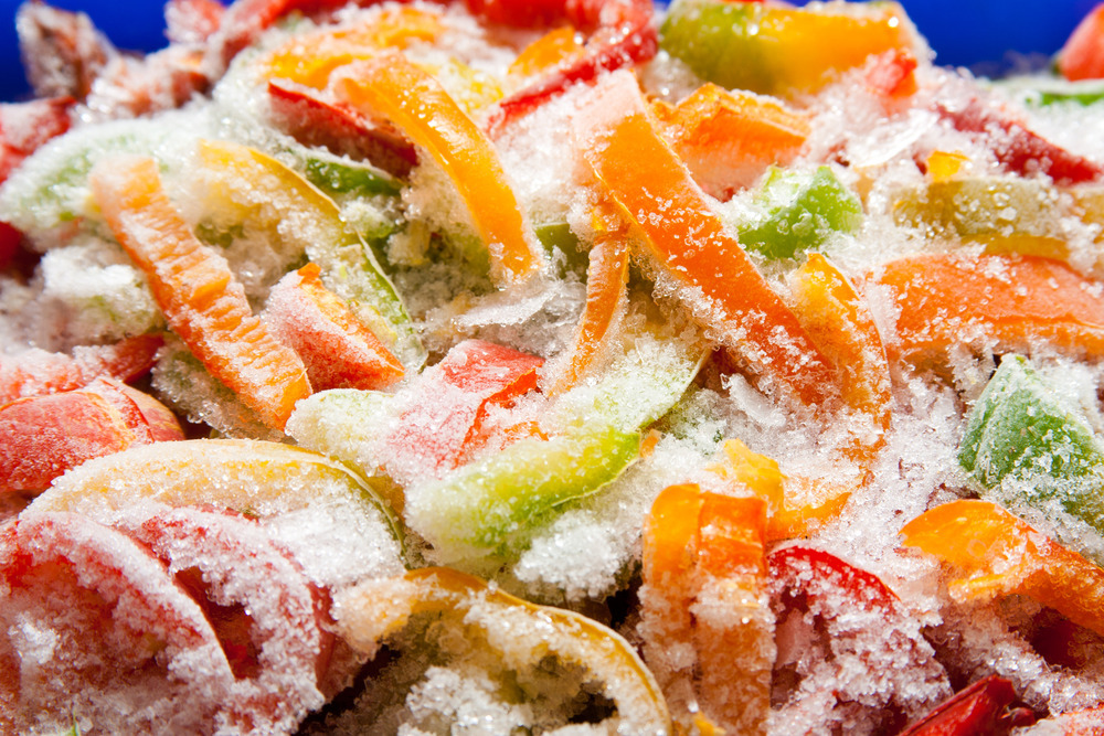 Заморозка овощей, фруктов и ягод. Секреты и рекомендации