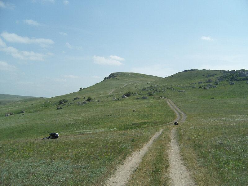 равнинный Крым такой равнинный =)