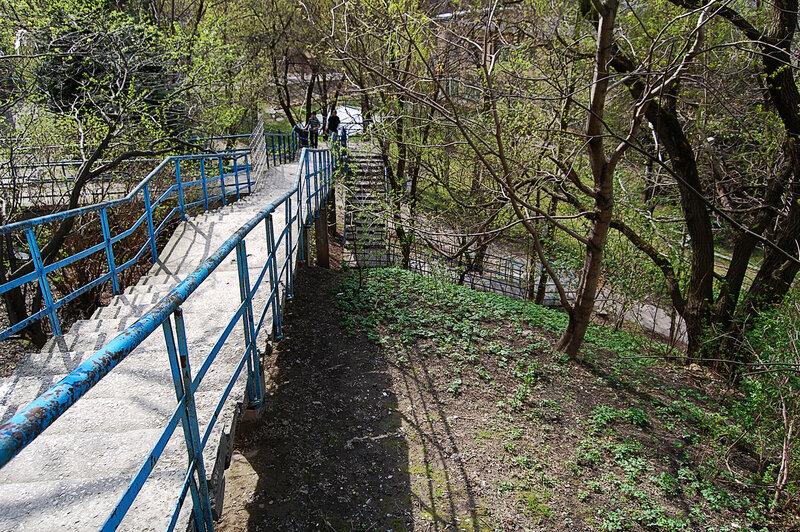 Лестница №2