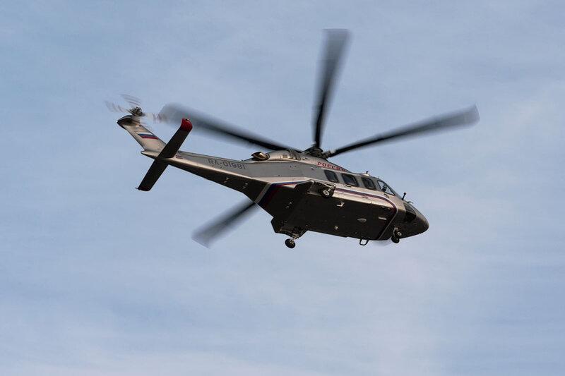 Agusta Westland AW139 (RA-01981) СЛО Россия DSC_9888
