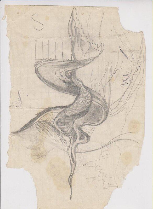 Секс рисунки на бумаге