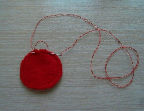 Развивающие игрушки шьем своими руками... мастер-класс - воздушные петли для пуговиц