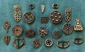 фото украшения бронзового века
