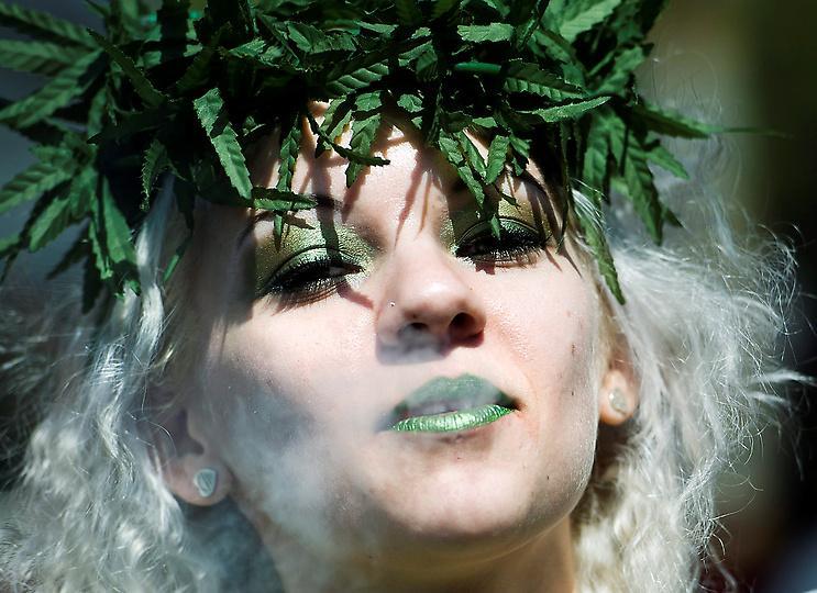 420 - День марихуаны в США
