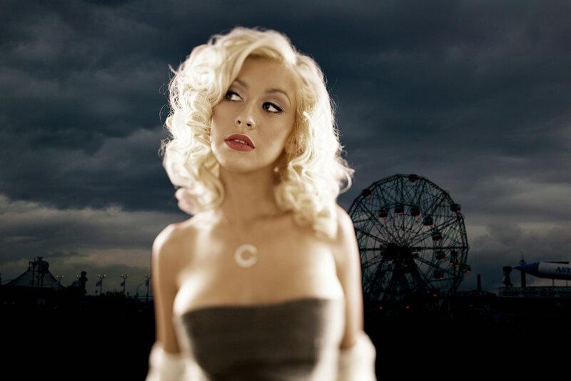 Кристина Агилера (Christina Aguilera) август 2006