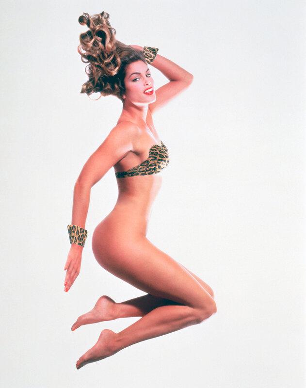 Синди Кроуфорд (Cindy Crawford) 1995