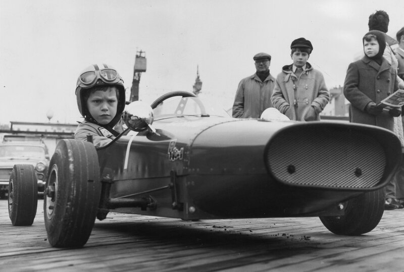 Half-Pint Racer