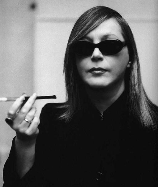 Неизвестная примадонна в съемке Vogue