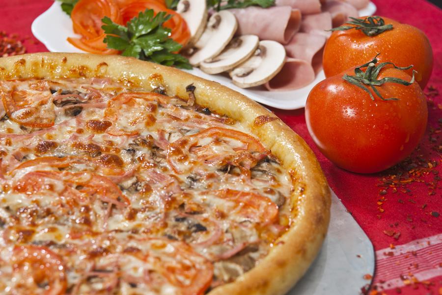 фотосъемка блюд. пицца.
