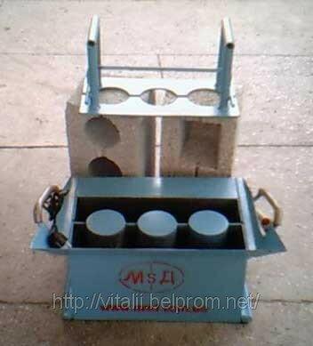 Просмотров: 309.  Полный текст.  Оборудование для производства строительных блоков.