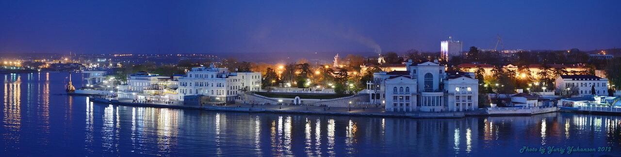 панорамное фото севастополя