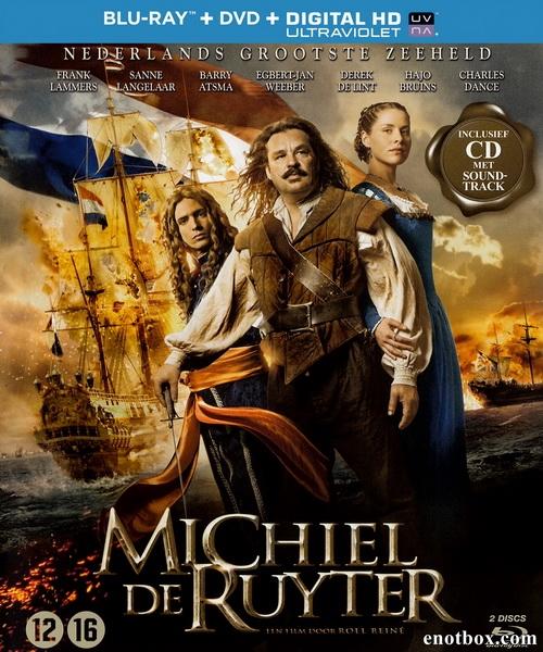 Адмирал / Michiel de Ruyter (2015/BDRip/HDRip)