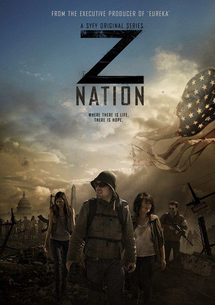 ������Z / Z Nation - ����� 1, ����� 1-11 [2014, WEB-DLRip | WEB-DL 720p] (BaibaKo)