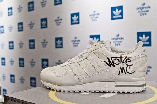 adidas Originals начал движение вместе с Noize MC