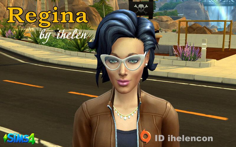 Regina by ihelen