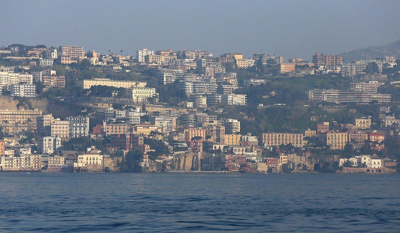 Неаполь. Киайа. Вомеро