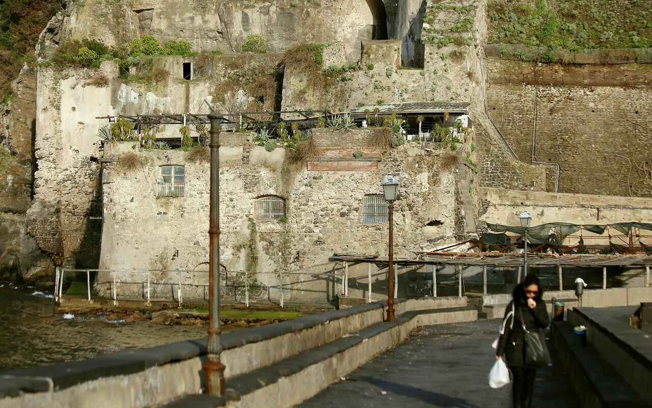 Ischia. Aragonese castle