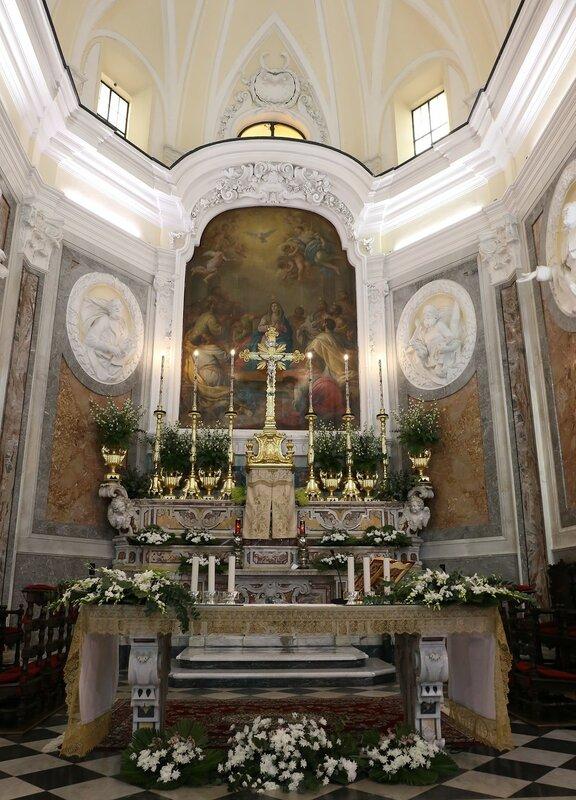 Искья-Понте. Церковь Святого Духа (Chiesa dello Spirito Santo)