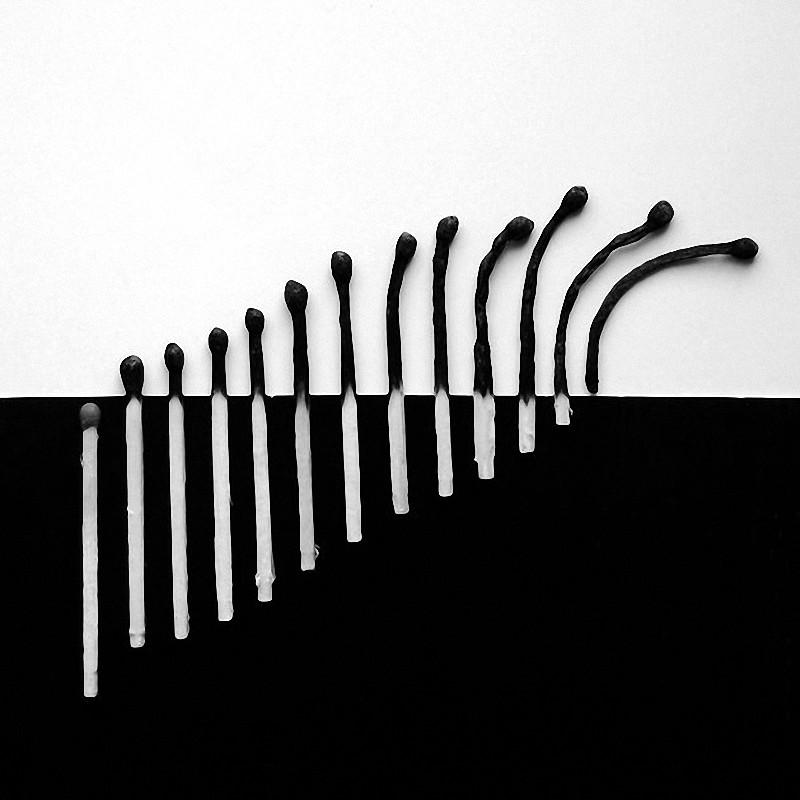Чёрно-белые фото Алексея Бедного (22 фото)