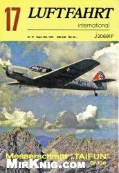 Книга Luftfahrt International Nr.17 Sept.-Okt. 1976