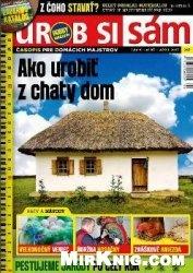 Журнал Urob si sam №4 2013