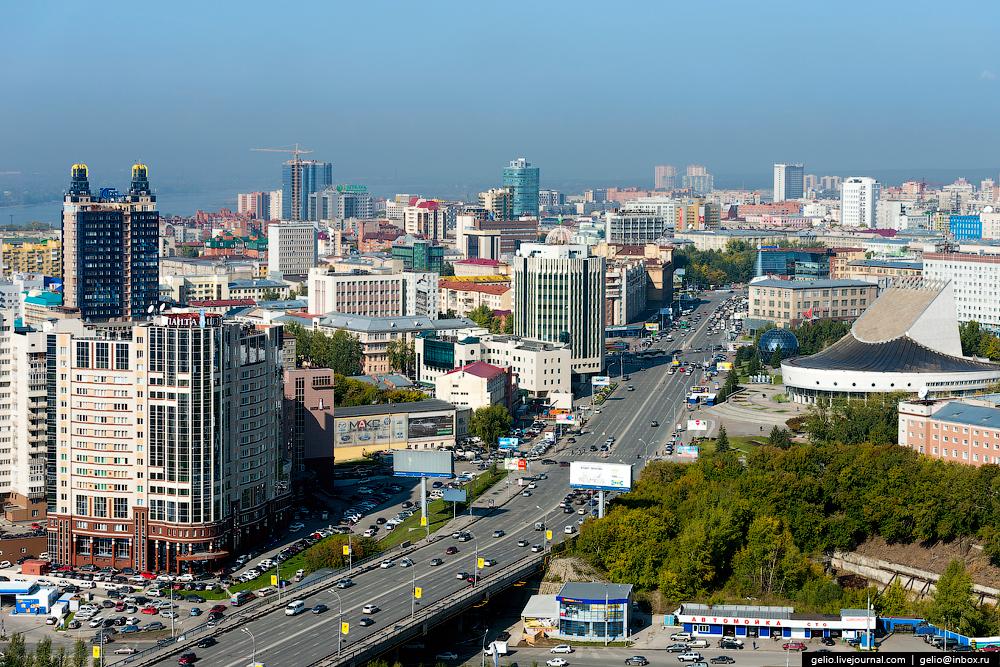 Новосибирск с высоты. Лето 2014: gelio — LiveJournal