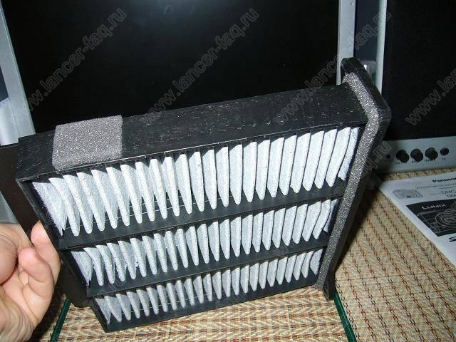 салонный фильтр Sinolar B45006GWC