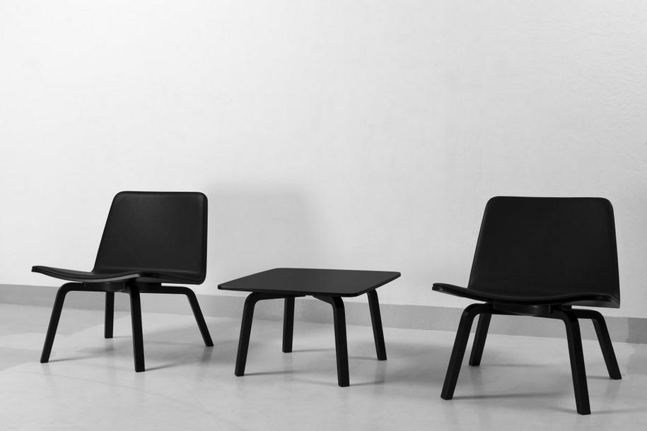 Коллекция мебели Lento от Харри Коскинена