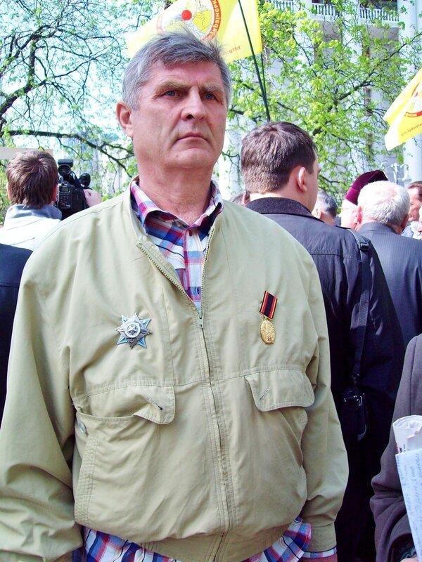 Ветеран-ликвидатор