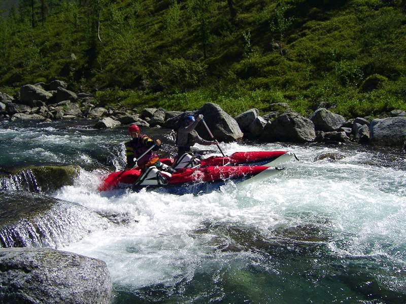 Река Косью