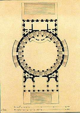 Проект храма Христа Спасителя