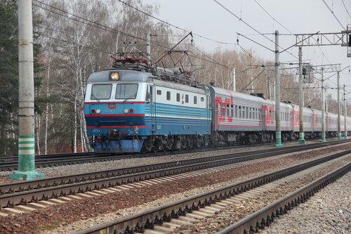 «Скорый поезд 143/144