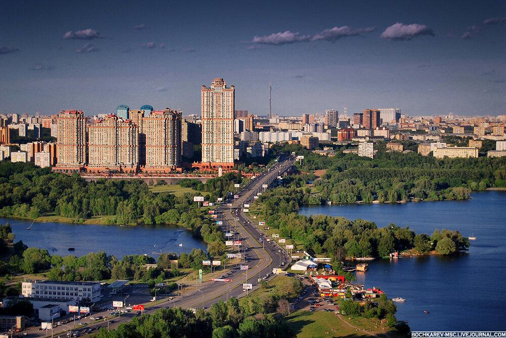 Жилой комплекс Янтарный Город
