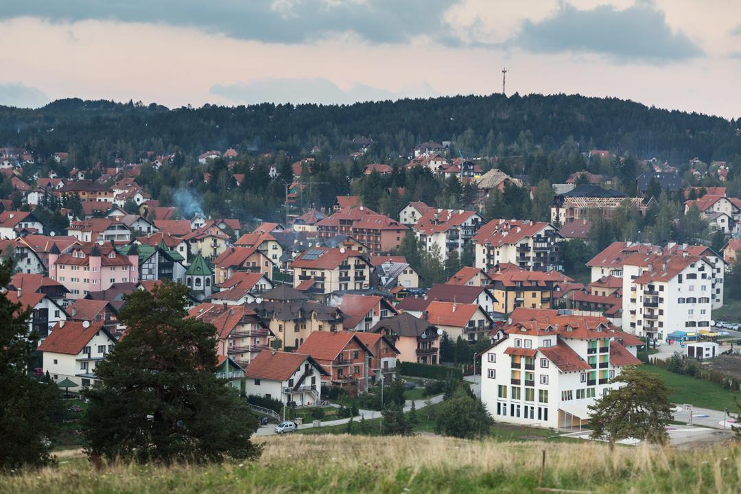 Златибор с холма