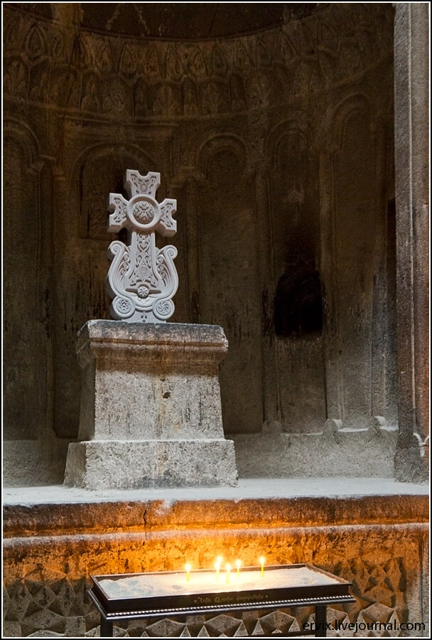 Катогике. Монастырь Гегард