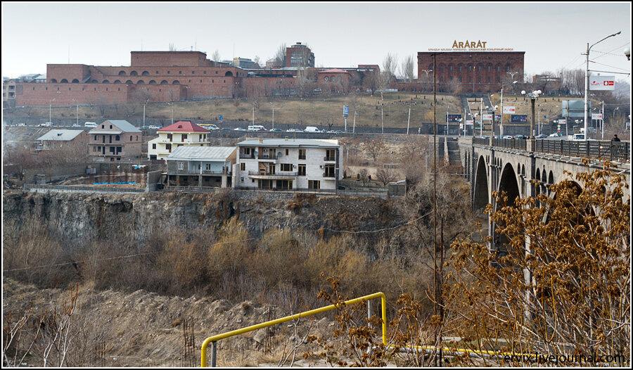 Ереван. Коньячный завод Арарат