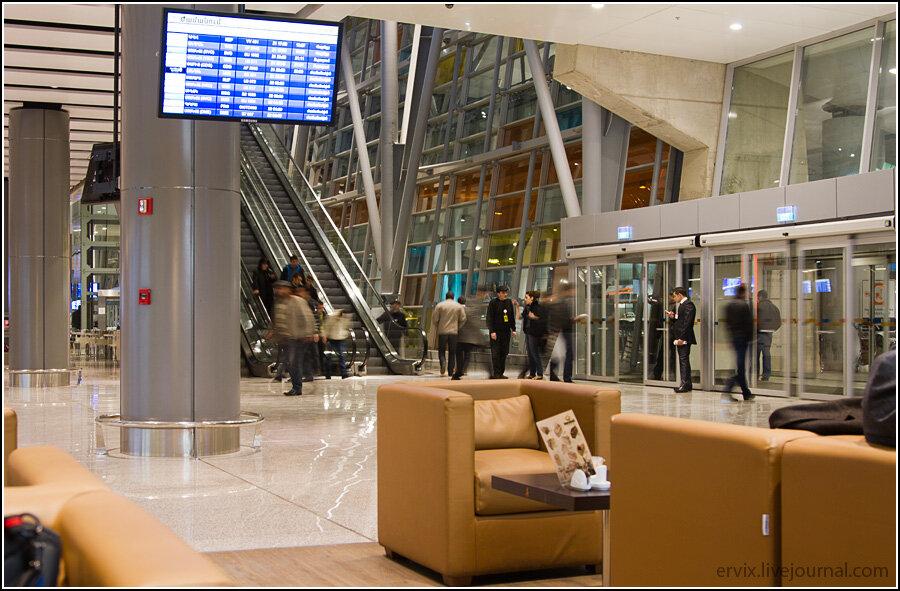 Ереванский аэропорт
