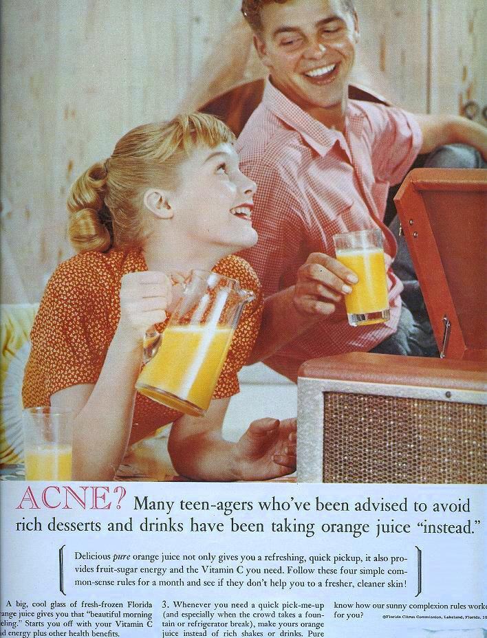 From Seventeen, January 1961. Actress Carol Lynley.