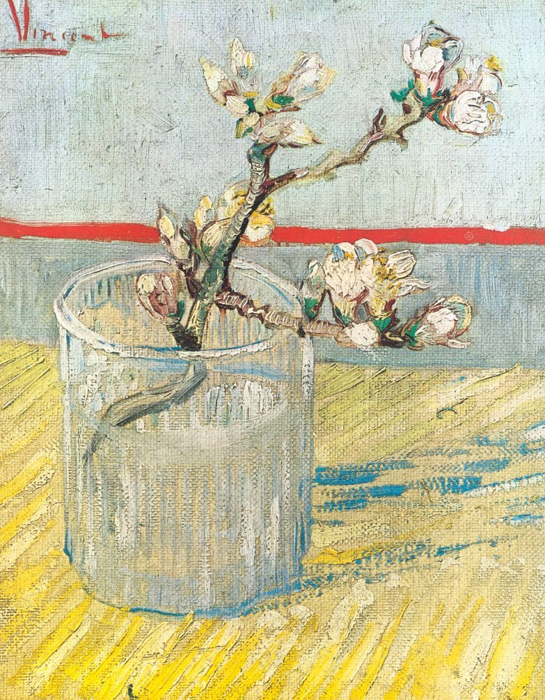 Van Gogh. Spring has sprung