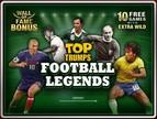 Football Legends бесплатно, без регистрации от PlayTech