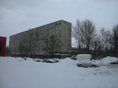 Народная ул. 5к1