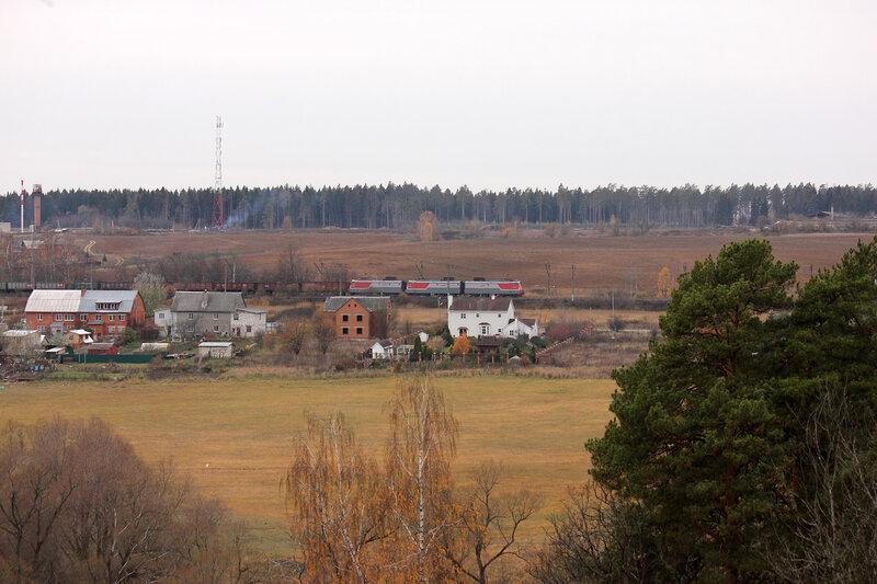 Тройник ВЛ11М-058/084Б с грузовым