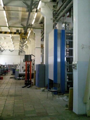 Автоматизированные складские системы KARDEX SHUTTLE XP прямо в производственном цеху