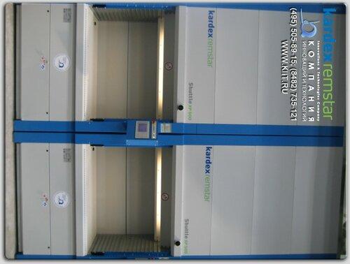 KARDEX SHUTTLE XP - автоматизированные складские системы