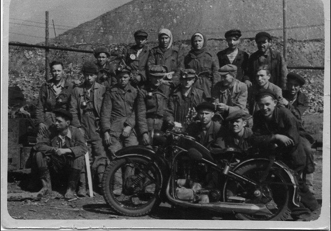1948. Шахтёры Копейска