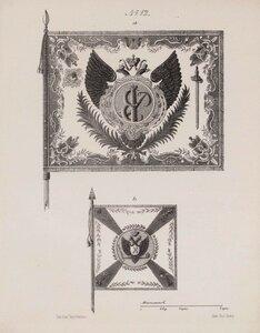 Полковые знамена