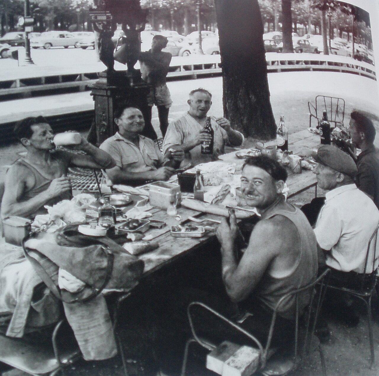 1959. Елисейские поля