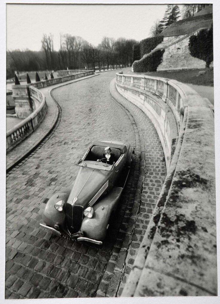 1936. Кабриолет